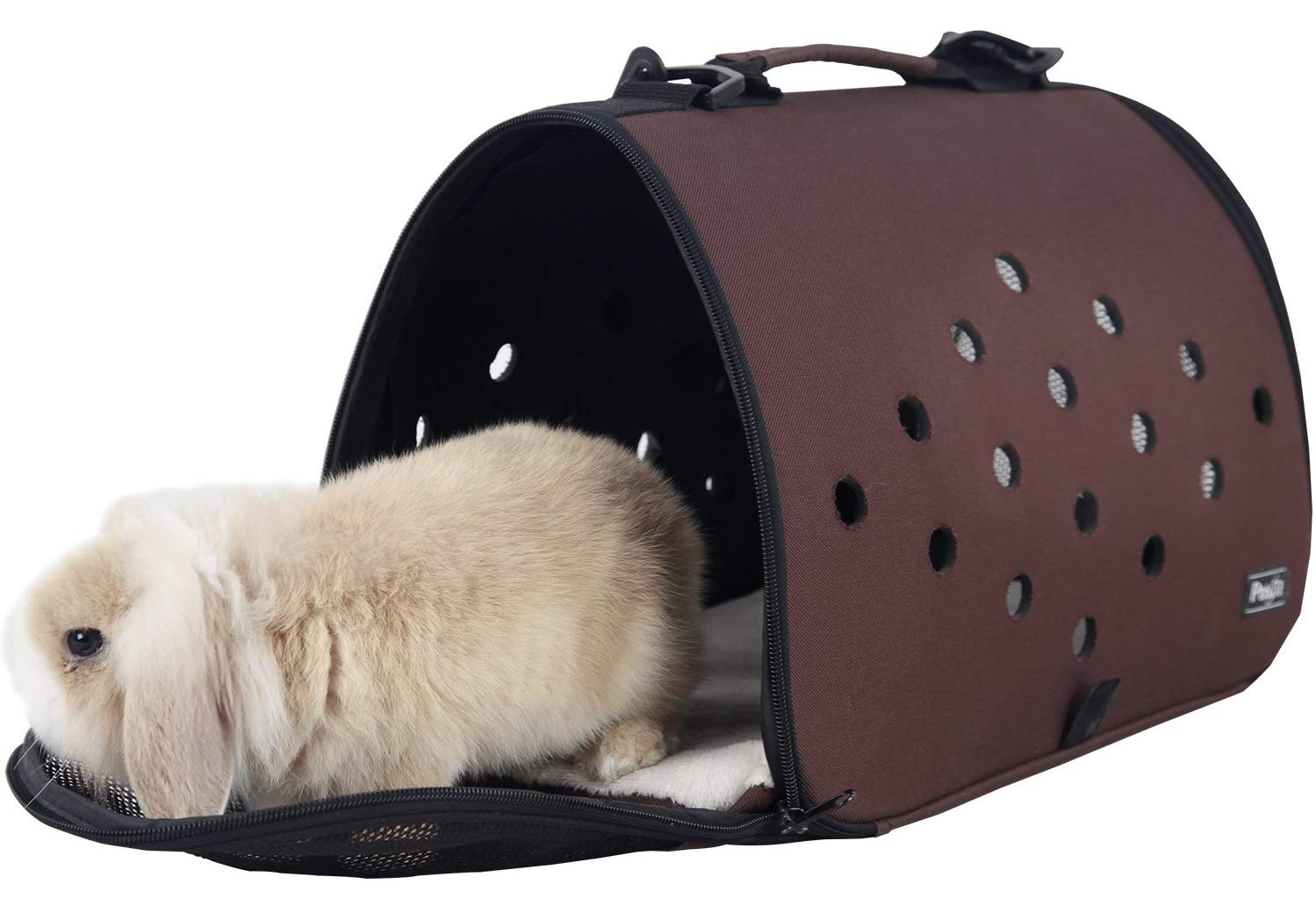 Petsfit 16 X 9 X 9 Inches Pet Carrier EVA, Soft-Sided Pet Carrier, Cat Carrier,Ferret Carrier,Bunny Carrier for Small Pet Only by Petsfit
