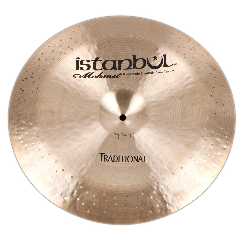 Istanbul Mehmet Cymbals Traditional Series CH24 24-Inch China Cymbals by Istanbul Mehmet Cymbals
