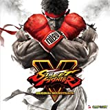 Game Music - Street Fighter 5 Original Soundtrack (2CDS) [Japan CD] CPCA-10396 by Game Music