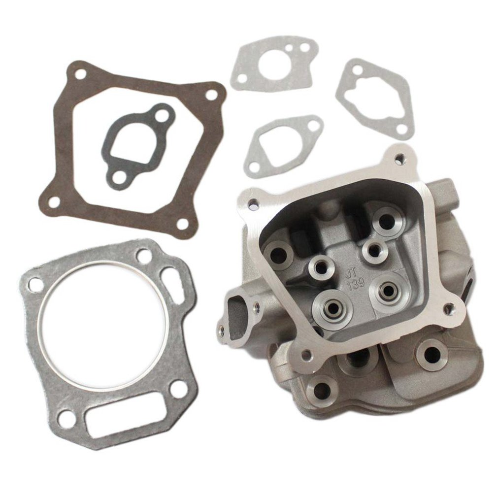 Cozy Pack of Cylinder Head + Cylinder Gaskets Kits fit for Honda Gx160 5.5hp Generator 00550