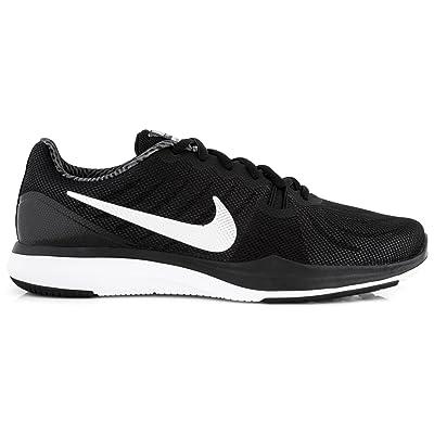 Nike Women's in-Season 7 Training Shoe Black/Metallic Silver/Anthracite Size 11 M US   Road Running