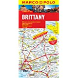 Brittany Marco Polo Map