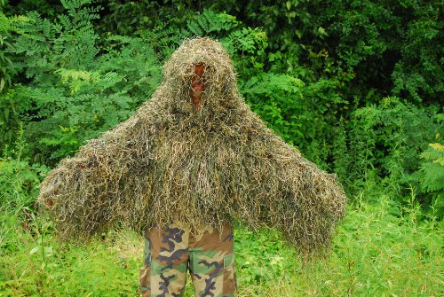 Ghillie Tracker (Woodland)