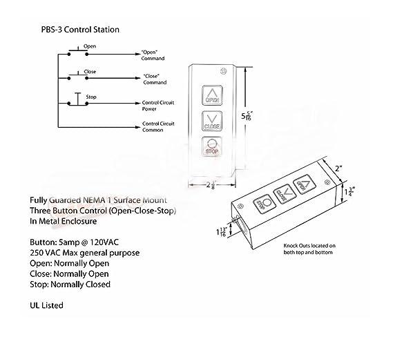 Commercial Overhead Door Wiring Diagram