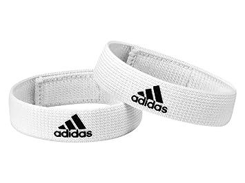 Adidas Sockenhalter Holder Calcetines, Hombre, Blanco/Negro, NS: Amazon.es: Deportes y aire libre