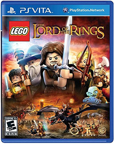 LEGO Lord of the Rings - PlayStation Vita by Warner Bros