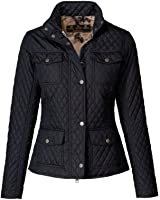Barbour Kailzie Women's Quilted Jacket - Navy, Size US 6, 10
