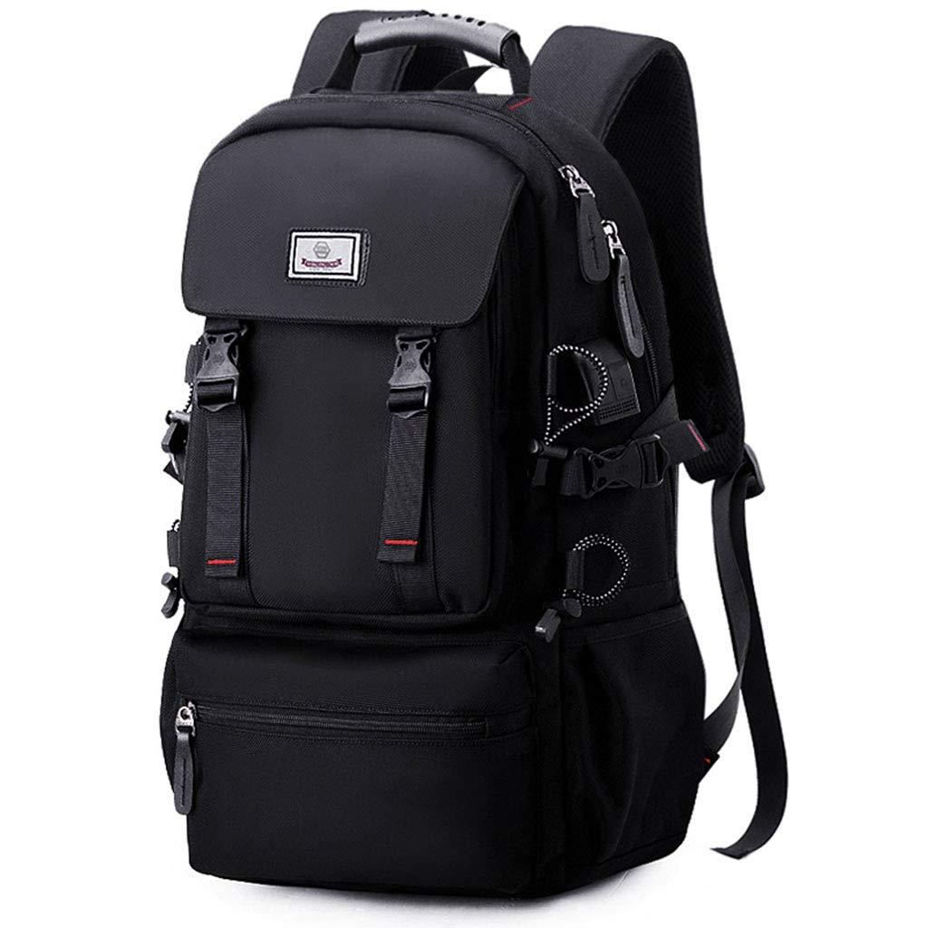 XF 旅行バッグ防水通気ハイキング登山ハイキング登山キャンプファッショントレンドバックパックの男性と女性 //   B07KD14SX2