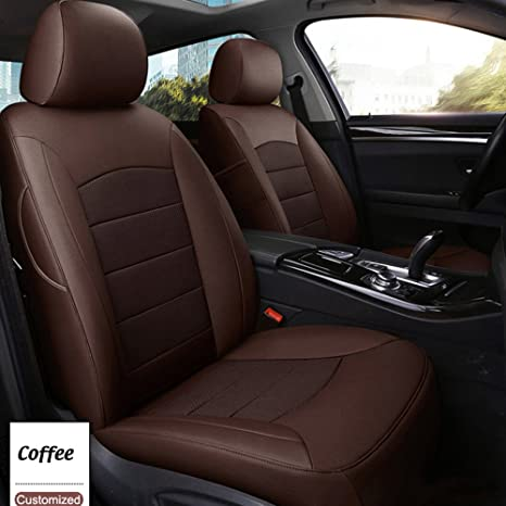 Luxury LEATHERETTE Car Seat Covers Full Set Mitsubishi Shogun Sport