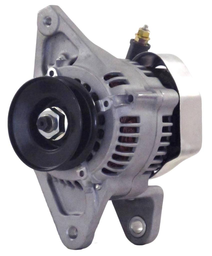 New 12v 55a Alternator Fits Caterpillar Skid Steer Cat 236 Engine Diagram Loader 252 262 101211 2770 Automotive