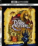 Cover Image for 'Dark Crystal, The: Anniversary Edition [4K Ultra HD + Blu-ray + Digital]'