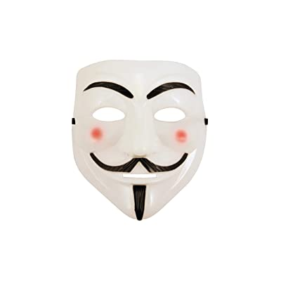 costume Mask V for Vendetta Anonymous: Baby