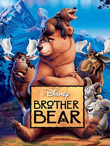 Brother Bear (Brother Bear 2 Dvd)