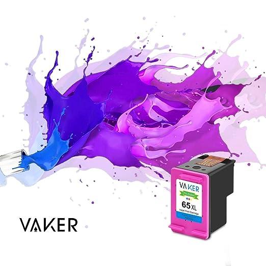 Amazon.com: Vaker - Cartucho de tinta remanufacturado de ...