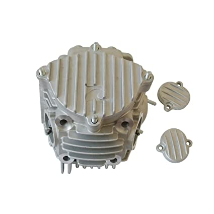 Amazon.com: Sthus 2 VALVE CYLINDER HEAD GAS FLOWED FOR PIT BIKE 160CC 150CC RFZ YX160: Automotive