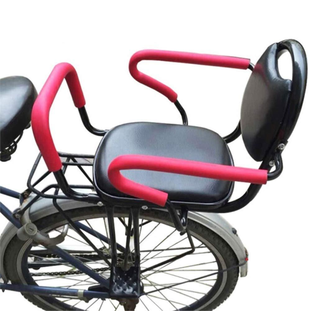 YBZX Seggiolino Posteriore per Seggiolino Posteriore per Bicicletta per Bambini di et/à Diverse