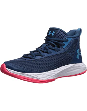 6e721de807c Under Armour Kids' Grade School Jet 2018 Basketball Shoe
