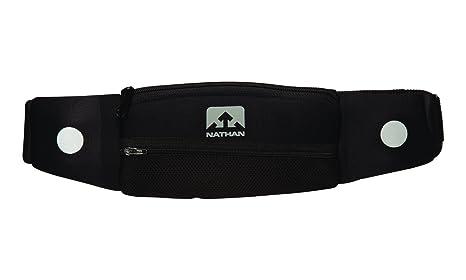 b651908106 NATHAN Running Belt Waist Pack 5K with Reflective Detail