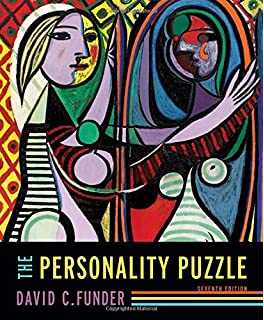 Health psychology a biopsychosocial approach 9781464109379 the personality puzzle seventh edition fandeluxe Choice Image