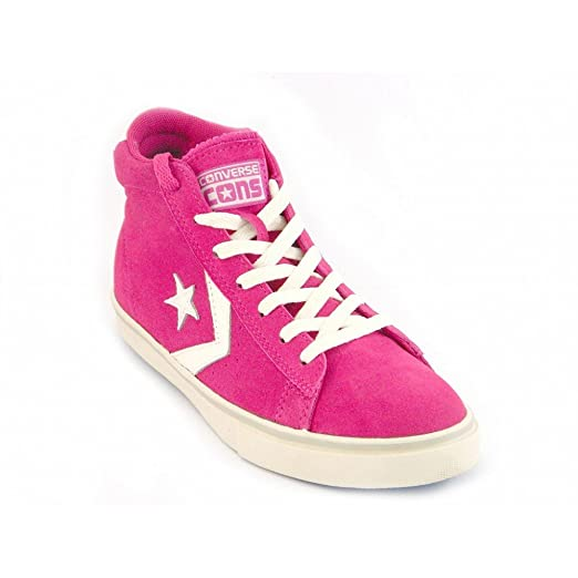 Converse - Converse All Star Womens Sneakers pro Leather Pink