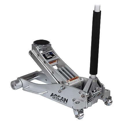Arcan Alj3t 3 Ton Quick Rise Aluminum Floor Jack