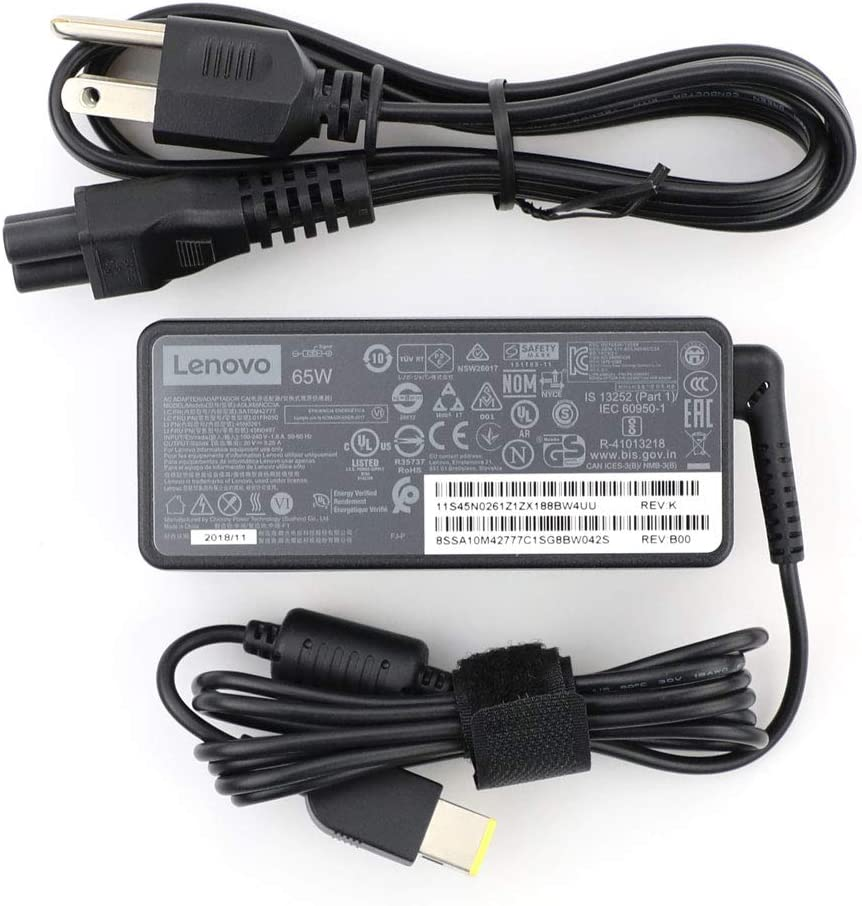 New Genuine Lenovo ThinkPad Laptop Charger 65W 20V 3.25A Slim Tip ADLX65NCC3A AC Adapte FLEX14 FLEX15 FLEX2 YOGA13 YOGA2 Yoga 13Pro Power Supply For Lenovo ThinkPad