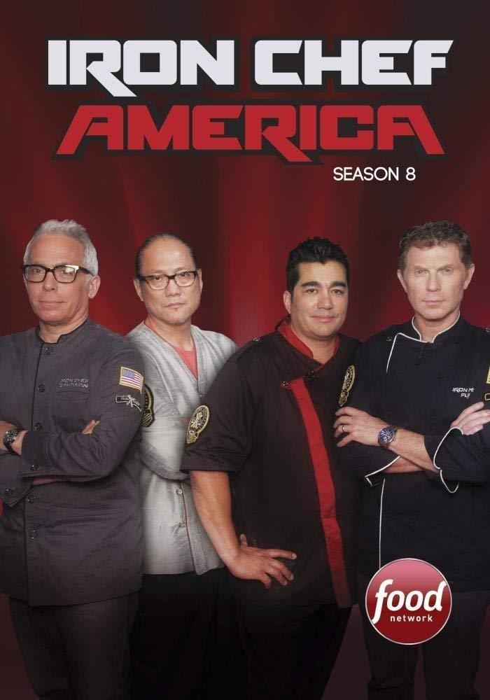 Iron Chef America - Season 8