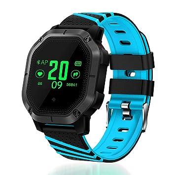Amazon.com: COLMI K5 Reloj inteligente IP68 resistente al ...