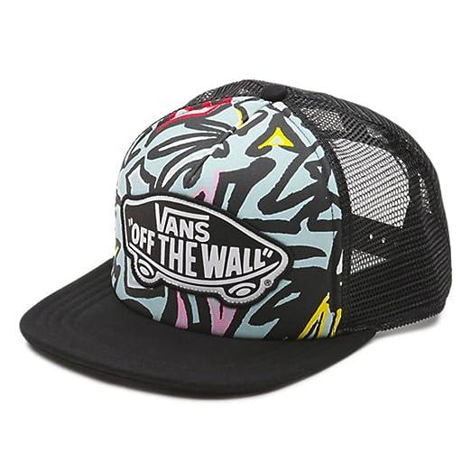 ee92bfaa504 Amazon.com  Vans Beach Girl Trucker Hat