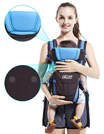 Mother & Kids 2 To 30 Months Baby Sling Breathable Ergonomic Baby Carrier Front Carrying Children Kangaroo Infant Backpack Pouch Warp Hip Seat