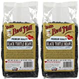 Bob's Red Mill Black Turtle Beans, 26 oz, 2 pk