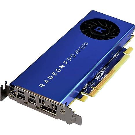 AMD 100-506001 - Tarjeta gráfica (Radeon Pro WX 2100, 2 GB ...