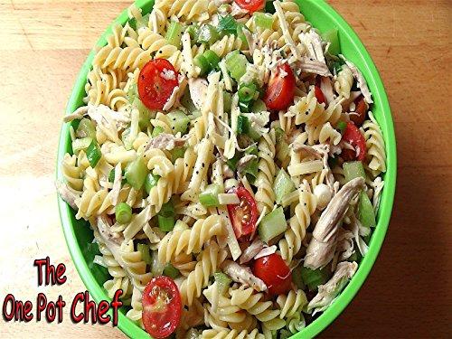 - Light & Tangy Pasta Salad
