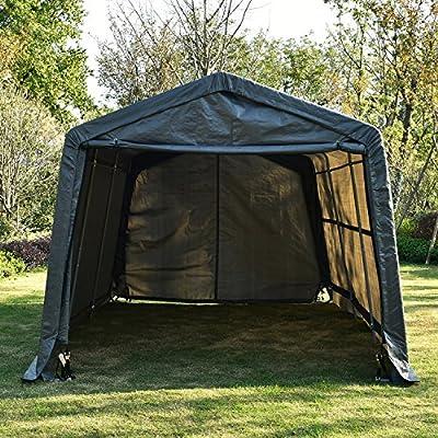 Outdoor Instant Garage Auto Shelter