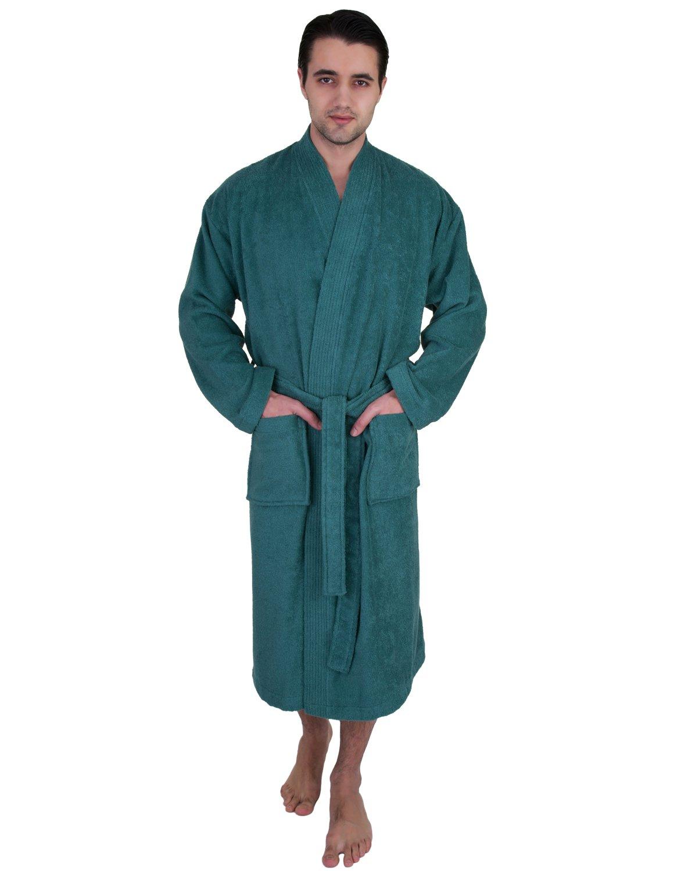 TowelSelections SLEEPWEAR メンズ B00TQ8FDZE Medium / Large|deep sea deep sea Medium / Large