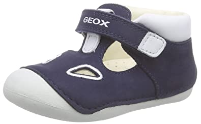 Geox B Tutim A - Mocasines para Bebés Que Gatean Bebé-Niñas: Amazon.es: Zapatos y complementos