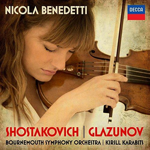 Shostakovich: Violin Concerto No.1; Glazunov: Violin (Shostakovich Violin Concerto)