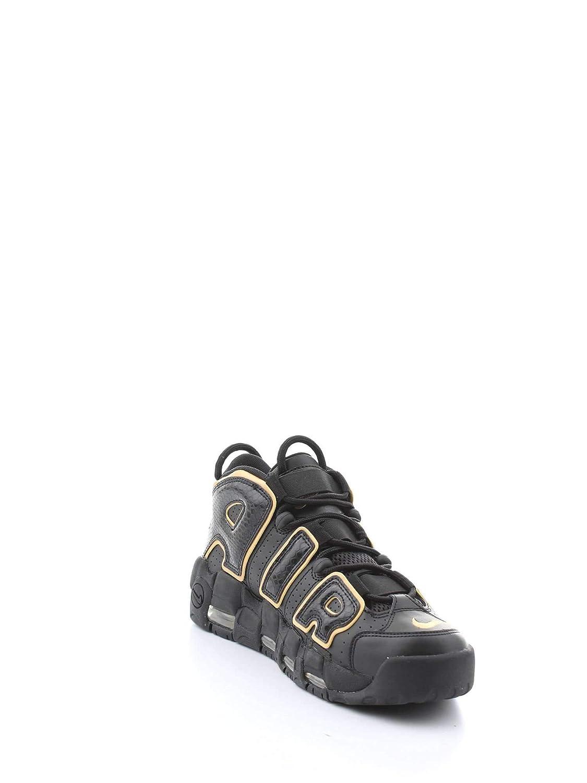 Amazon.com   Air More Uptempo 96 (Black/Metallic Gold, 11)   Fashion Sneakers