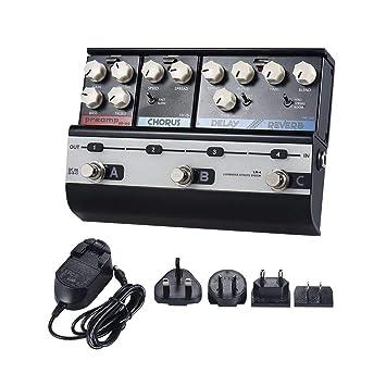 Amazon.com: Muslady SM-66 - Mezclador de tarjeta de sonido ...