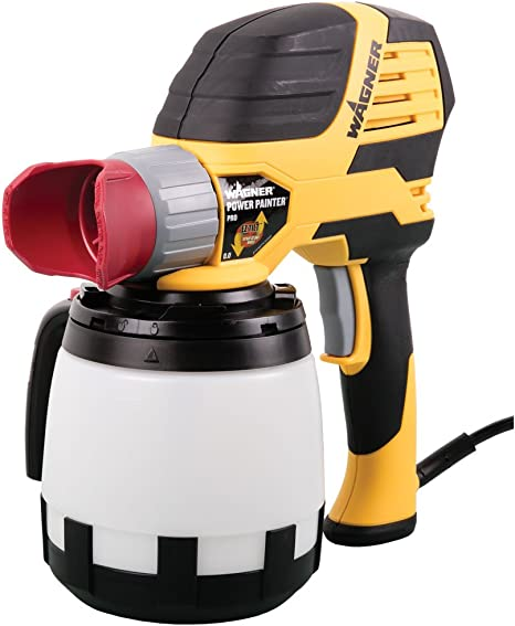 Wagner 0525027 Power Painter Plus Handheld Sprayer With Ez Tilt