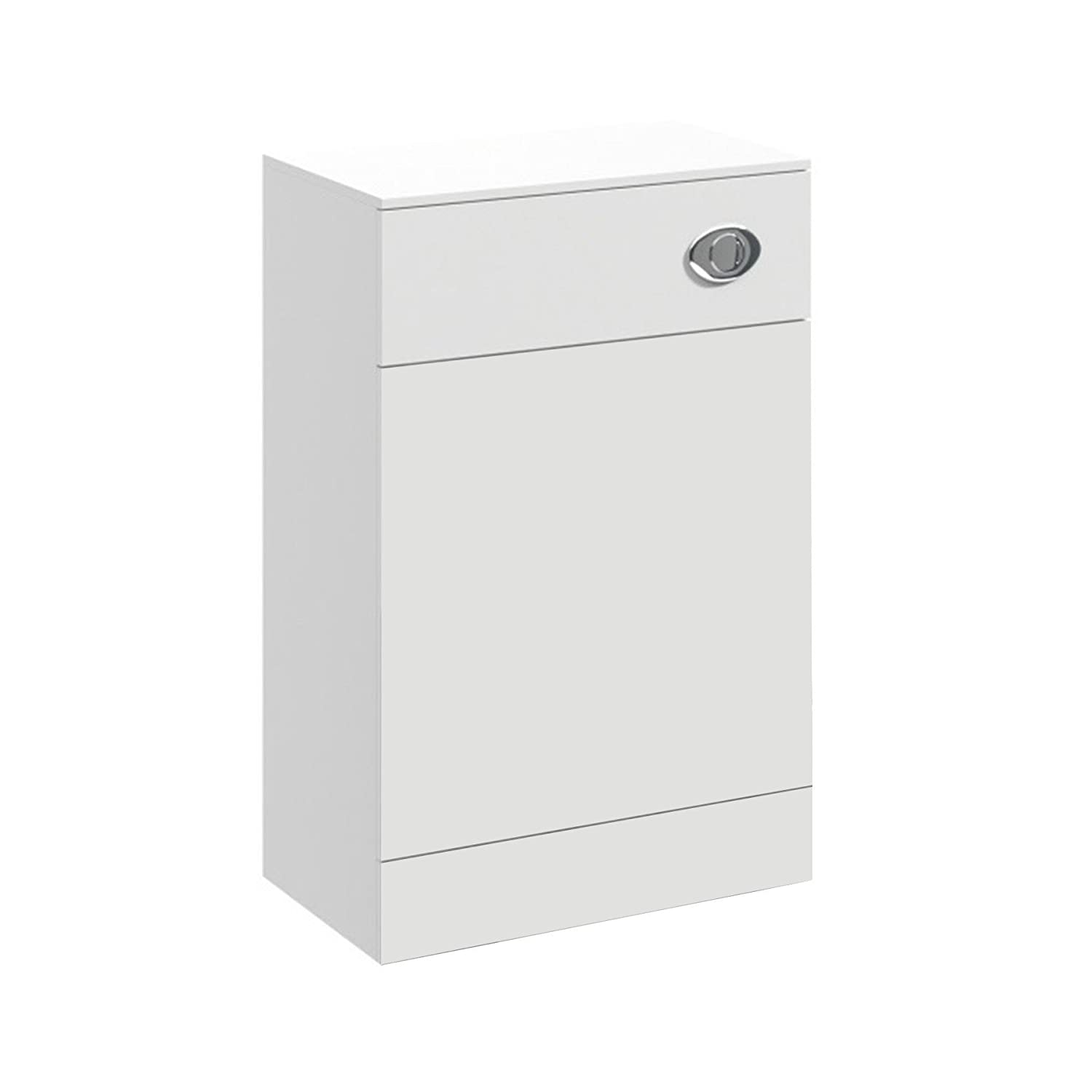 Mayford 500 x 766mm Back to Wall WC Toilet Unit - 300mm Deep Premier