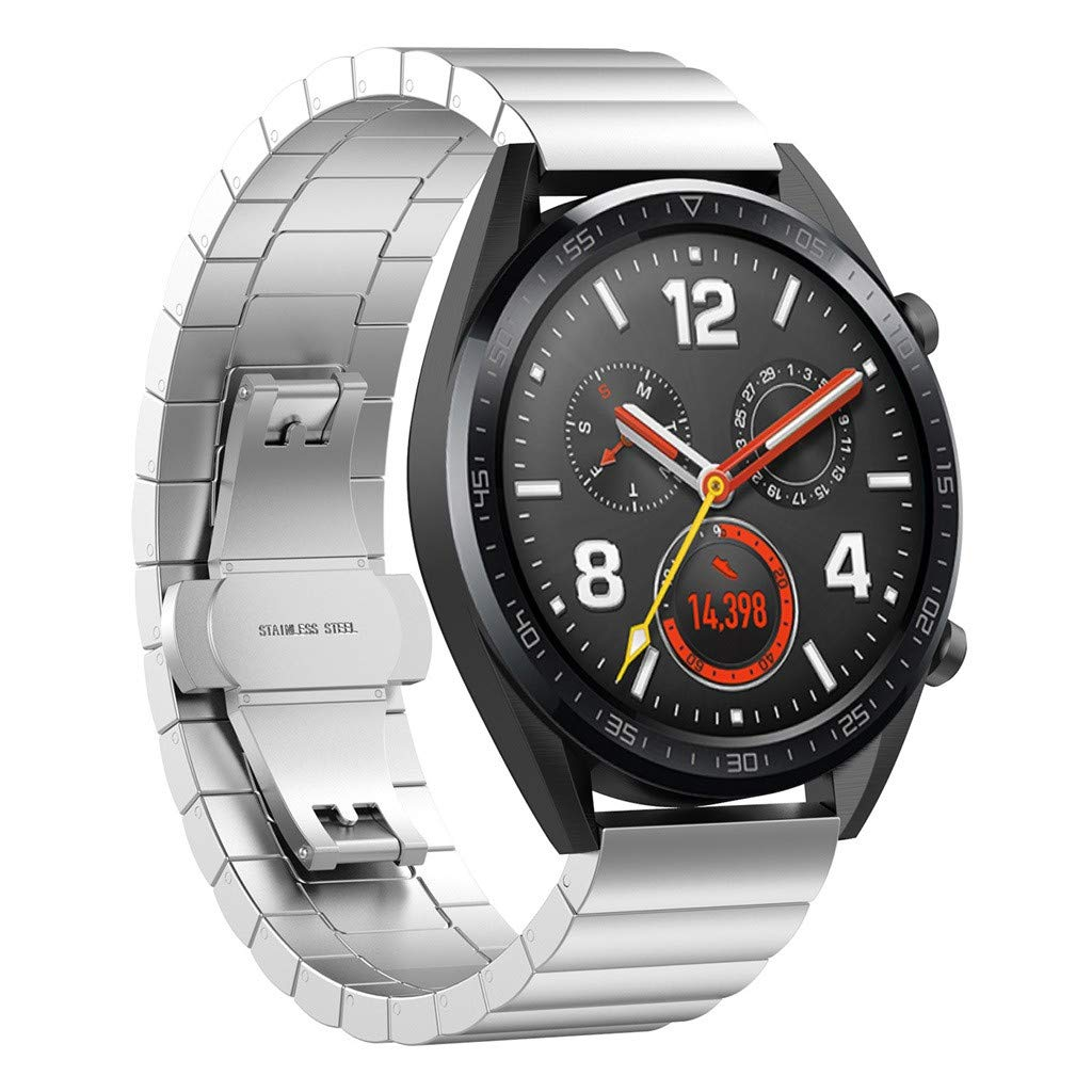 Stainless Steel Band Comfortable For Huawei Watch GT, 2019 Hoho Metal Wristbands Bracelet Quick Replacement Watch Band Strap For Huawei Watch GT