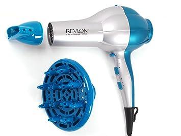 Revlon 1875 Watt Ionic Ceramic Dryer, Blue: Amazon.ca: Beauty
