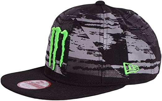 Gorra oficial Valentino Rossi Monster by New Era: Amazon.es: Ropa ...