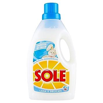 Sole - Detergente para lavar ropa en lavadora y a mano Caricia de ...
