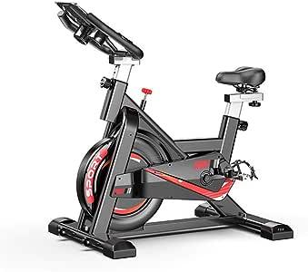 NgMik Bicicleta de Spinning de Interior casero Silenciar ...