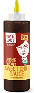 product image for Date Lady Organic Sweet Chili Sauce | No Corn Syrup or Cane Sugar | No Added Flavors or MSG (24 Oz)