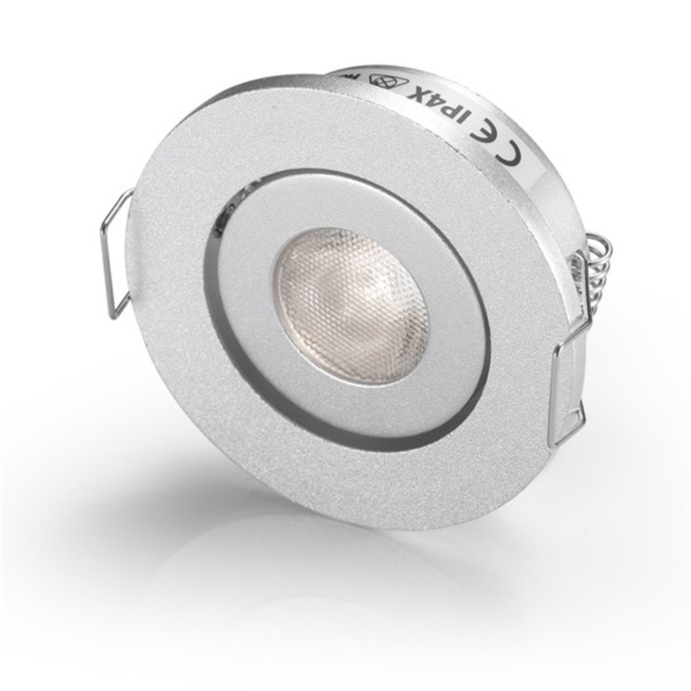 led unterputz lampen