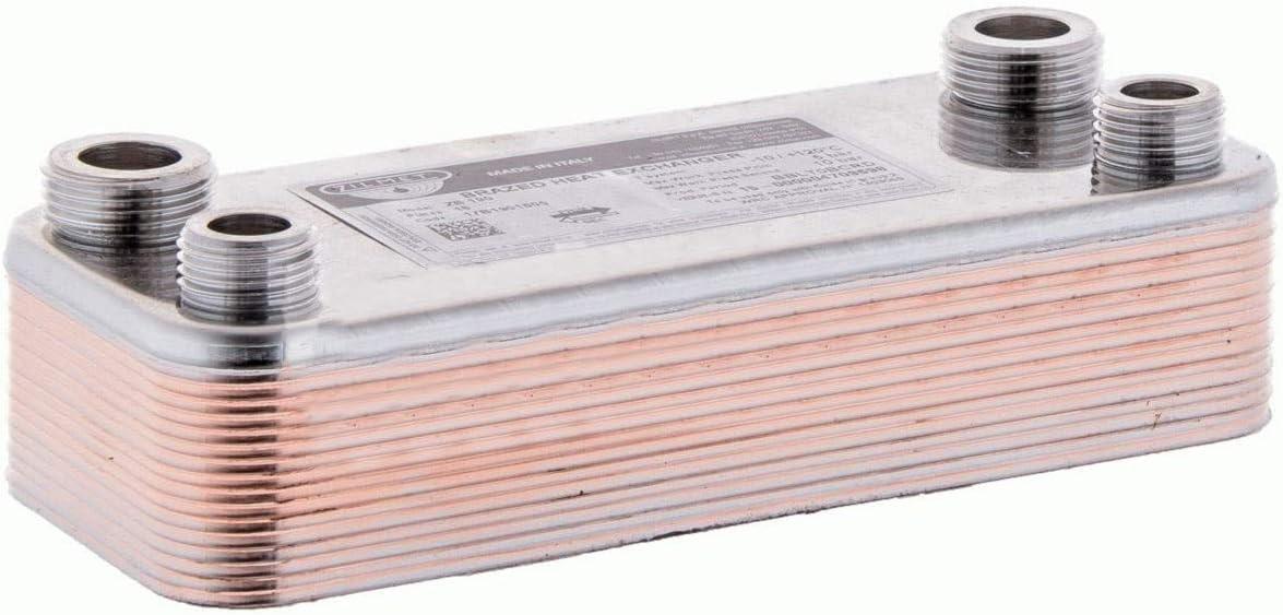 Recamania Intercambiador Placas Caldera Ferroli GNTKUNIT 39812300