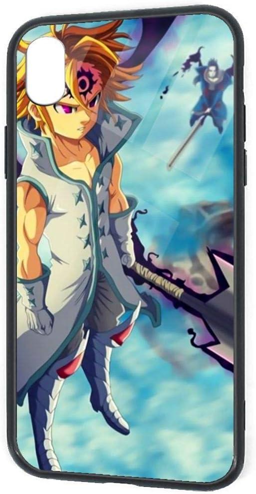 Amazon.com: Compatible with iPhone XR, Nanatsu No Taizai Meliodas ...
